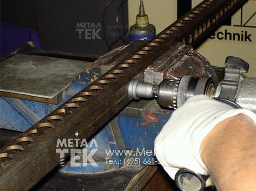 Как сделать сверло большого диаметра по металлу
