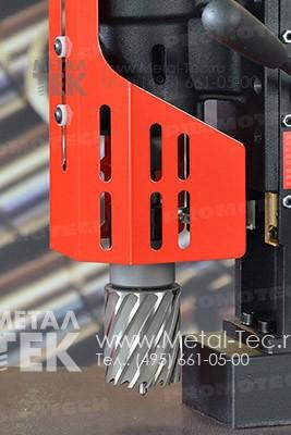 Магнитный сверлильный станок МС-51 с корончатым сверлом