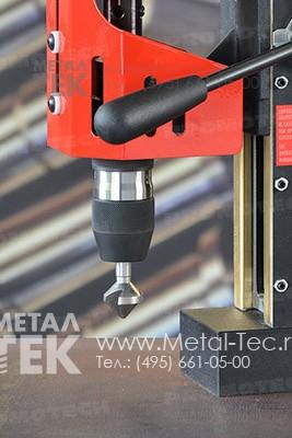 Магнитный сверлильный станок МС-40 с зенковкой